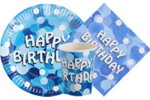 Sparkle Blue 60th