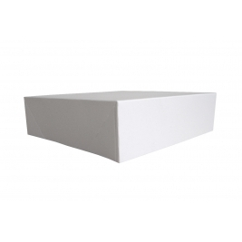 Cake Box Lid Only - Folded and Boxed (10 Inch) - 50Pk