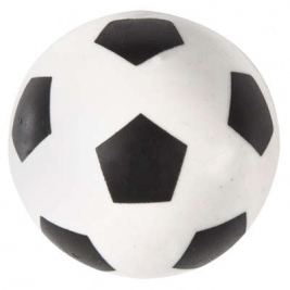 8 3D SOCCER BOUNCY BALL
