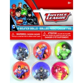 Justice League Bouncing Balls
