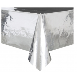 Silver Tablecover 54