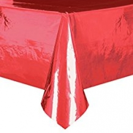 Red Tablecover 54