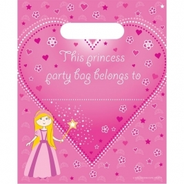 Princess Loot Bag (x8)