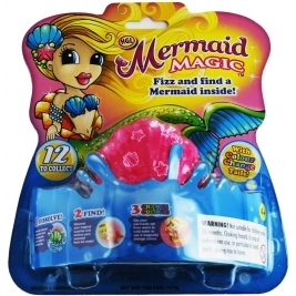 Mermaid Magic Fizz Assorted Colors