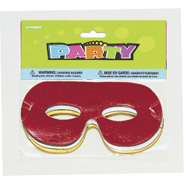 Foil Eyemasks Assorted Colour for Party Favour