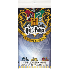 Harry Potter Plastic Tablecover 54