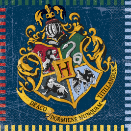 Harry Potter Luncheon Napkins (16pk)