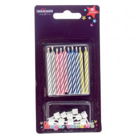 Magic Relighting Candles 10pcs