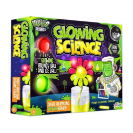 Weird Science Glowing Science